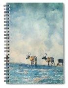 Roam Free Spiral Notebook