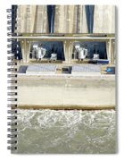 Robert Moses Niagara Hydroelectric Power Station Spiral Notebook