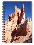 Rockformation Bryce Canyon Spiral Notebook