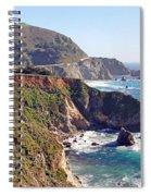 Rocky Creek Bridge Spiral Notebook