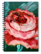 Roses Roses Spiral Notebook