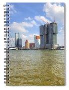 Rotterdam Spiral Notebook