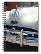 Route 66 - Classic Car Spiral Notebook
