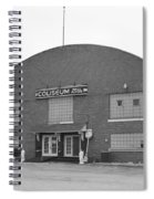 Route 66 - Coliseum Ballroom Spiral Notebook