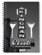 Route 66 - Kingman Club Spiral Notebook