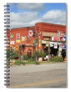 Route 66 - Sandhills Curiosity Shop Spiral Notebook