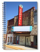 Route 66 - Stovall Theater Spiral Notebook
