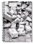 Rubble Spiral Notebook