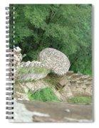 Rud-khan Castle Spiral Notebook