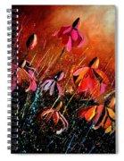 Rudbeckias  Spiral Notebook
