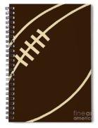 Basket Ball Spiral Notebook