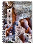 Ruins Spiral Notebook