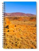 Ruins Of 900 Year Old Hopi Village Spiral Notebook