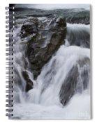 Run River Run 3 Spiral Notebook