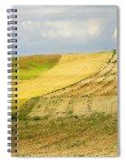 Rural Fields Spiral Notebook