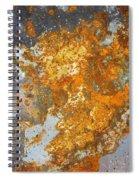 Rust Never Sleeps Spiral Notebook