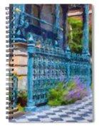Rutledge House Inn Spiral Notebook