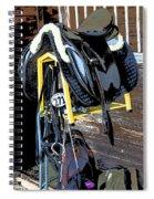 Saddle Up Spiral Notebook