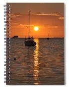 Sailor's Delight Spiral Notebook