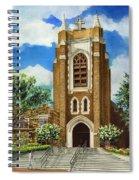 Saint Andrews Episcopal Church Bryan Texas Spiral Notebook