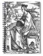 Saint Barbara (c200 Spiral Notebook