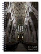 Saint Barbara Church Kutna Hora Spiral Notebook