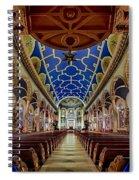 Saint Michael Church Spiral Notebook