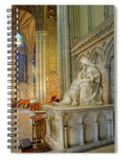 Saint Patricks Cathedral Spiral Notebook