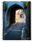 Saint Paul Entrance Spiral Notebook
