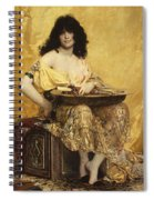 Salome Spiral Notebook