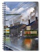 Salop Street Dudley C 1950 Spiral Notebook