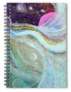 Samadhi Bliss Spiral Notebook