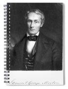Samuel George Morton Spiral Notebook