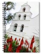 San Diego Mission Spiral Notebook