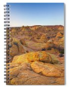 Coyote Buttes Arizona Spiral Notebook