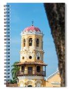Santa Barbara Church Spiral Notebook