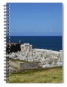 Santa Maria Magdalena De Pazzis  Spiral Notebook