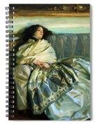 Sargent's Repose Spiral Notebook