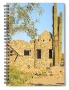 Scorpion Gulch Phoenix Arizona Spiral Notebook