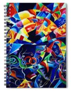 Scriabin Spiral Notebook