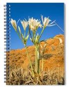 Sea Daffodil Spiral Notebook