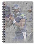 Seattle Seahawks Team Spiral Notebook