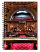 Senate Chamber Spiral Notebook
