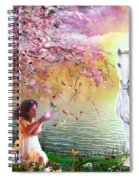 Set Free Spiral Notebook