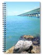 Seven Mile Bridge-2 Spiral Notebook