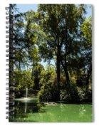 Seville - Park Maria Luisa Spiral Notebook