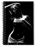 Sexy Girl Spiral Notebook