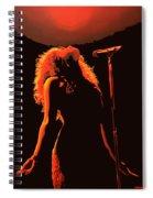 Shakira Spiral Notebook