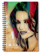 Shania Twain Collection Spiral Notebook