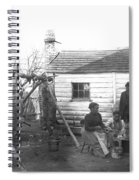 Sharecropper Family, 1900 Spiral Notebook